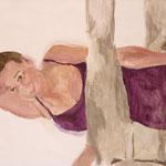 """Eva Hradil, """"21 Menschen"""" Zustandsfoto/Detailansicht 04 aus 21"""