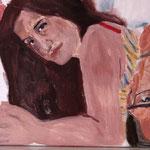 """Eva Hradil, """"21 Menschen"""" Zustandsfoto/Detailansicht 23 aus 21"""