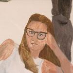 """Eva Hradil, """"21 Menschen"""" Zustandsfoto/Detailansicht 13 aus 21"""