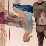 """Eva Hradil, """"21 Menschen"""" Zustandsfoto/Detailansicht 07 aus 21"""