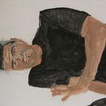 """Eva Hradil, """"21 Menschen"""" Zustandsfoto/Detailansicht 08 aus 21"""