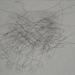 "Eva Hradil, aus ""Hands"" (in Irland entstanden), 2006"