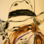"Eva Hradil, Detail aus ""Wiener Reigen"" 2011 (jetzt ""Tango-Organ"", 2013)"