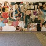 """Eva Hradil, """"21 Menschen"""", Zustandsfoto von 25 aus 21"""