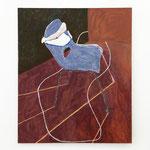 """""""Verbundenheit II"""" 2013, Eitempera auf LW, 130 x 110 cm, Foto: DOK"""