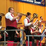 Solisten Matthias Bogner mit Sohn Christoph