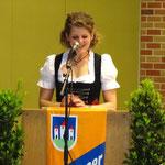 Unsere erste Frau im Verein, Franzi Meiler