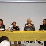 Colloque RAO Lyon - Valérie Darmandy, Josette Bétaillole, Gilles Verrier, Franck Nguyen