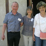 Emmanuel LeBihan, Suzanne Martel et Martine Garetier