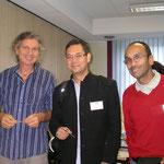 Colloque RAO Lyon - Hubert Brun, Franck Nguyen, Kevin Lagrange