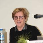 Josette Bétaillole - La Force du Destin au colloque du RAO à Lyon