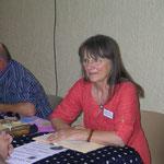 Suzanne Martel, astrologue - Salon Bien Etre Campsegret-Dordogne 2011