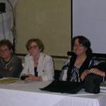 Josette Bétaillole, Martine Barbault, Corine Galard, Bernard Lotte