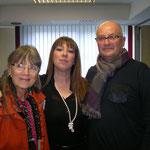Colloque RAO Lyon - Suzanne Martel, Valérie Darmandy, Frédéric Azzopard