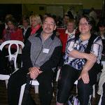Bernard Lotte et Corine Galard