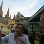 Vendredi soir à Bordeaux