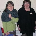 Suzanne Martel astrologue et Marianne Voyance, Salon Bien-Etre Campsegret-Dordogne 2009