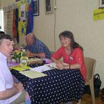 Salon Bien-Etre Campsegret-Dordogne 2011 - Suzanne Martel et Patrick Sarrut