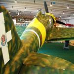 Macchi Mc200 Saetta  museo storico di Vigna di Valle