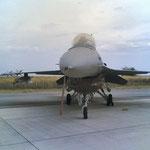 General Dynamic F16 Falcon