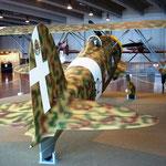 Fiat Cr 42 falco museo storico di Vigna di Valle