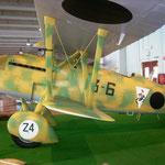 Fiat Cr 32 museo storico di Vigna di Valle