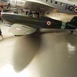 Supermarine spitfire Mk IX museo storico di vigna di valle