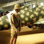Macchi Mc202 Folgore  museo storico di Vigna di Valle