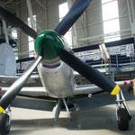 North American P51 Mustang museo storico di vigna di valle