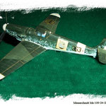 Messerschmitt Me109G Regia Areonautica
