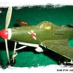 Bell P39 Aircobra