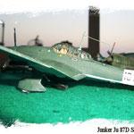 Junker Ju87 Stukas Regia Areonautica
