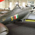Fiat G55 Centauro  museo storico di Vigna di Valle