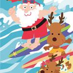 中央出版 英語教材 クリスマスカード