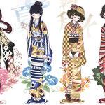 着物デザイン 2013.06.20