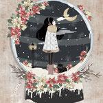 雪飾り 2012.11.27