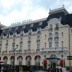Le Grand Hôtel de Cabourg.