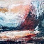 o.T., 80 x 60 cm, Acryl auf Malpappe, 2013