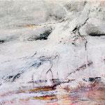 Winterlicht, 90 x 70 cm, Acryl auf Leinwand, 2013