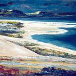 Fuerteventura III, 100 x 80 cm, Acryl auf Leinwand, 2012, verkauft