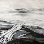 Hawke's Bay, 100 x 80 cm, Öl auf Leinwand, 2016, verkauft