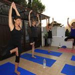Yoga escalade Kalymnos