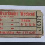 Overlander Weekend in Ederswiler bei Roggenburg; Jura; Schweiz. Geländefahrtraining, Reisevorträge und Camping.