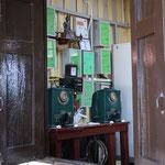 Impressionen vom Bahnhof Wang Pho / Kanchanaburi