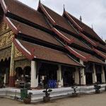 Der Wat Phrathat Lampang Luang Tempel