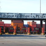 Hafenterminal Buenos Aires
