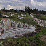 Chinesischer Friedhof in Doi Saket bei Chiang Mai