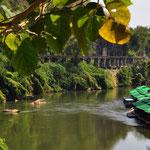 Der Kwai Fluss (Khwai Noi)