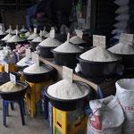 Reissmarkt in Luang Prabang