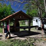 Camping Rio Formoso